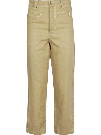 Loewe Cropped Trousers