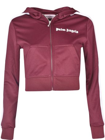 Palm Angels Cropped Sports Jacket