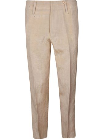Forte_Forte Forte Forte Cutoff Trousers