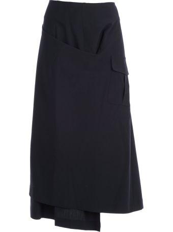 Comme des Garçons Comme des Garçons Commes Des Garçons - Comme Des Garçons Wrap Skirt
