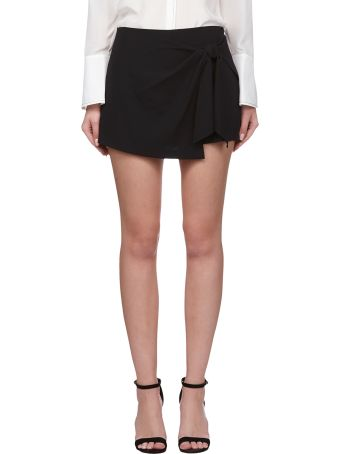 Alice + Olivia High Waist Mini Skirt