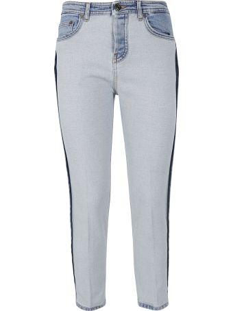 N.21 Slim Fit Jeans