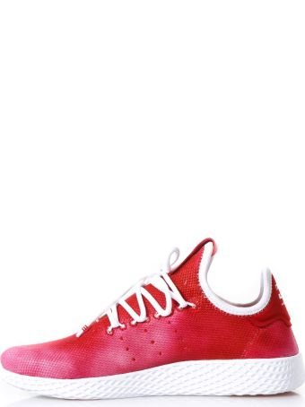 Adidas by Pharrell Williams Tennis Hu Red Sneakers