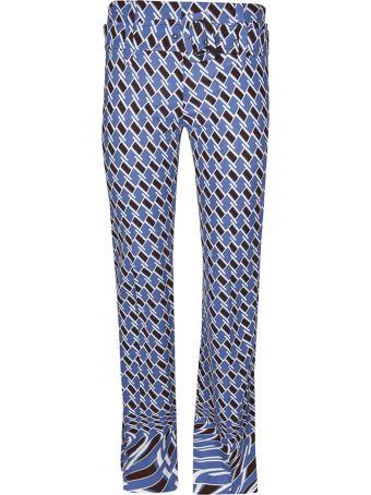 Prada Printed Trousers