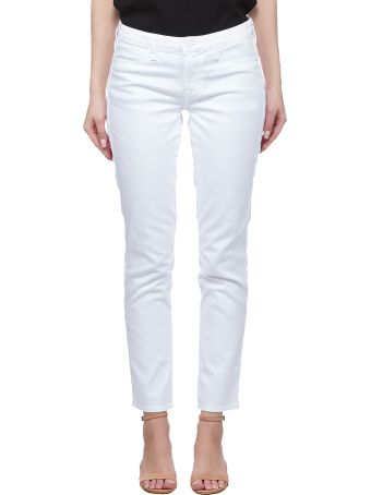7 For All Mankind Pyper Cropped Jeans