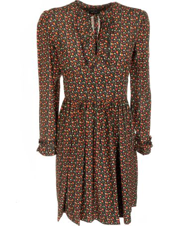 A.P.C. Printed Dress