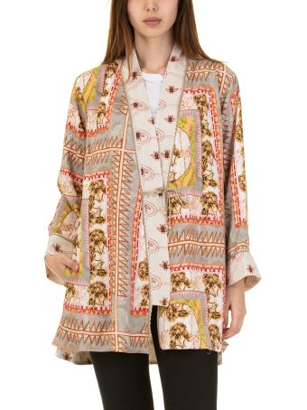 Opaline Jeera Kimono