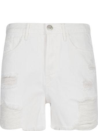 3x1 Distress Shorts