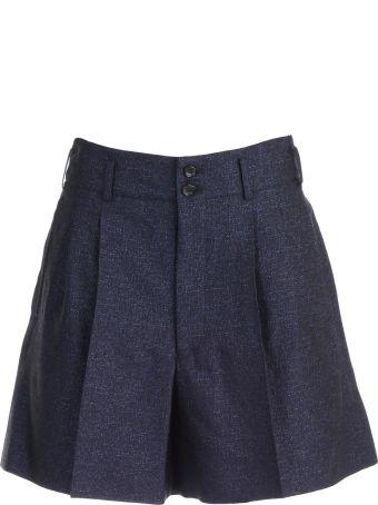 Comme des Garçons Pleated Shorts