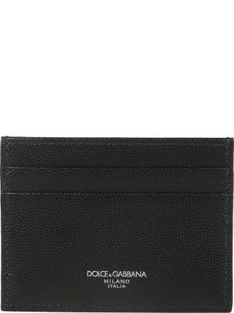 Dolce & Gabbana Classic Logo Card Holder