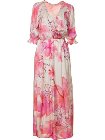 Ballantyne Ibiscus Dress