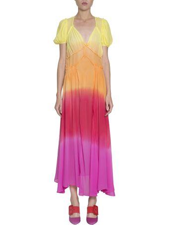 ATTICO Georgette Dress