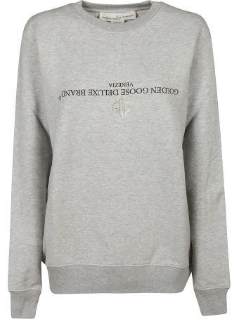 Golden Goose Printed Logo Sweatshirt