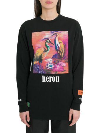 HERON PRESTON Heron Long Sleeve Tee