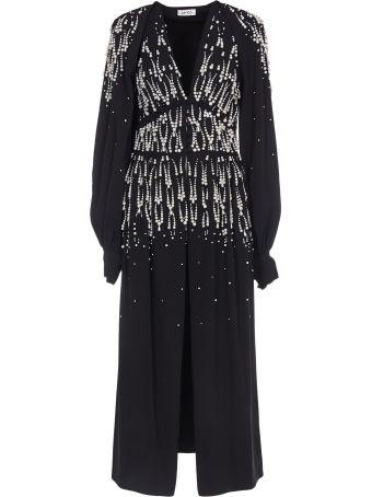ATTICO Beaded Dress