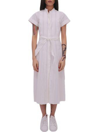 Loro Piana White Dress