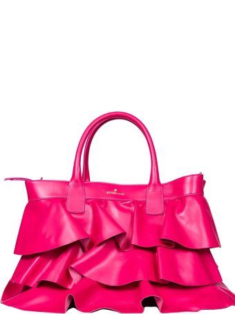 Borbonese Medium Shopping Bag