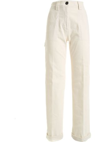 True Royal - Jessye Trousers