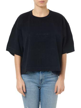 Acne Studios Cylea Black Cotton Shirt