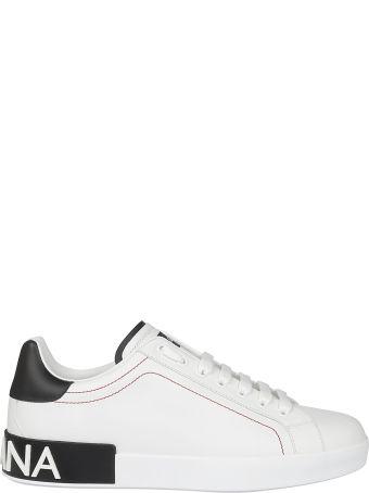 Dolce & Gabbana Logo Sole Detail Sneakers