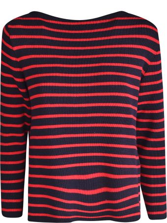 Weekend Max Mara Striped Sweatshirt