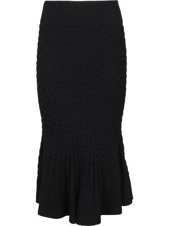 Alexander McQueen Pncl Skirt