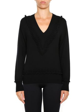 Barrie Cashmere Pullover