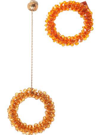 Jacquemus Spiral Earrings