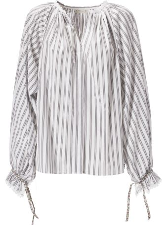 Etro Striped Blouse