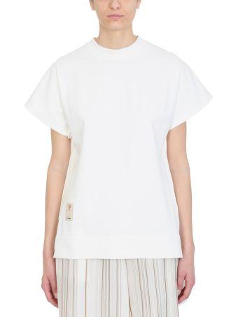 Jil Sander Oversize Logo T-shirt