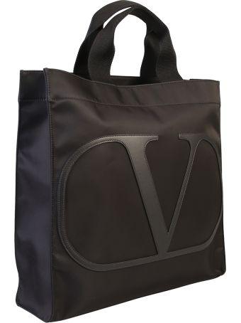 Valentino Garavani Branded Tote Bag
