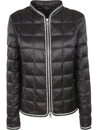 Fay Quilted Zipped Jacket