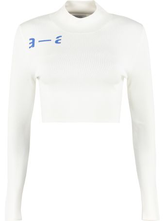 Artica Arbox Long Sleeves Crop Top
