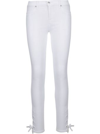 7 For All Mankind Tie-cuffs Jeans