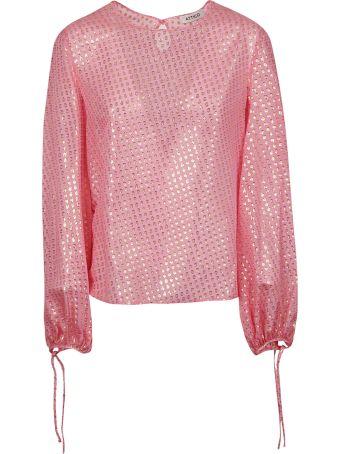 ATTICO Balloon-sleeved Blouse