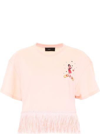 Alanui Fringed Hawaiian T-shirt