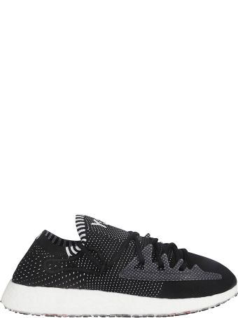 Y-3 Adidas Y-3 Embroidered Logo Low Top Sneakers