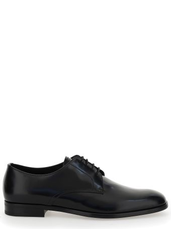 Prada Lace Up Shoes