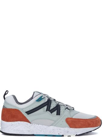 Karhu Fusion 2.0 Leather, Suede And Ballistic Nylon Sneakers