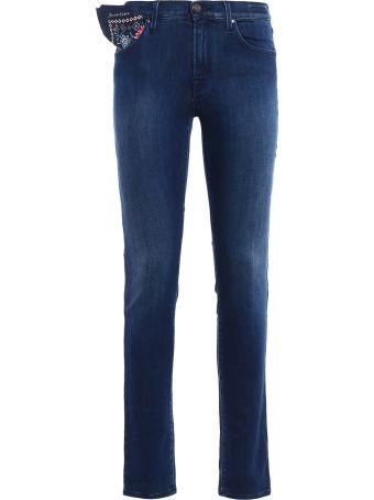 Jacob Cohen Kimberly Slim Stretch Denim Jeans
