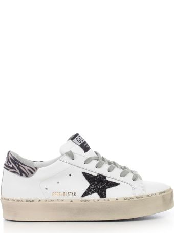 Golden Goose Deluxe Brand Hi Star Low-cut Sneakers