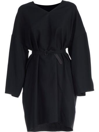 Maison Margiela Belted Dress