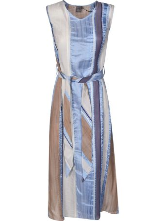 Lorena Antoniazzi Striped Dress