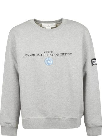Golden Goose Upside Down Logo Sweater