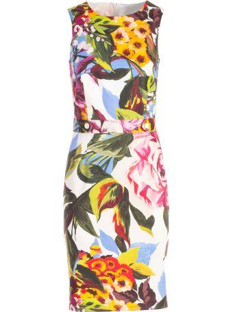 Blugirl Flower Print Dress
