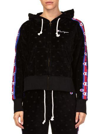Champion Velvet Sweatshirt