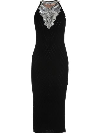 Balmain Long Dress
