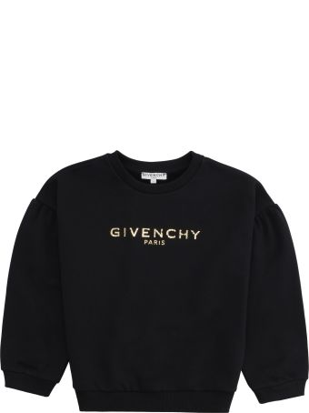 Givenchy Cotton Crew-neck Sweatshirt