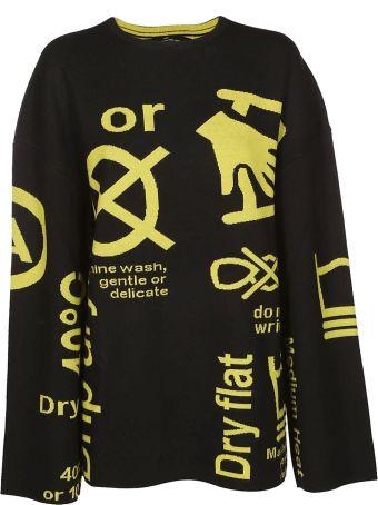 Rokh Symbol Sweater