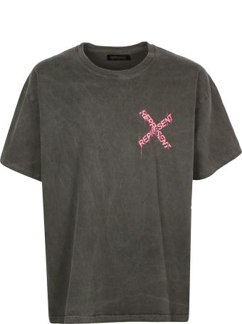 REPRESENT Logo T-shirt